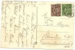 GERMANY POST  CARD Ilmeneu 8-6-1922 - Duitsland