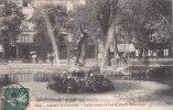 Cpa Du 42 - Saint Etienne - Daphné Changée En Laurier - Place Marengo - Saint Etienne