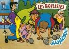 10Stau      LA PETANQUE LES BOULISTES - Pétanque