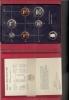NEDERLAND PROOFSET MUNTEN 1989 MET JAARPENNING - Pays-Bas