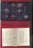 NEDERLAND PROOFSET MUNTEN 1995 MET JAARPENNING - Pays-Bas