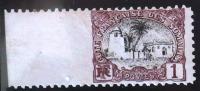 COTE FRANçAISE DES SOMALIS N° 53 Varieté De Piquage, Neuf (*) - French Somali Coast (1894-1967)
