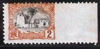COTE FRANçAISE DES SOMALIS N° 54 Varieté De Piquage, Neuf (*) - French Somali Coast (1894-1967)