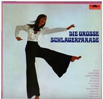 * LP *  DIE GROSSE SCHLAGERPARADE '70 - RITA PAVONE / BARRY RYAN / BEE GEES / ROY BLACK A.o. - Compilaties