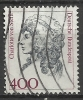 1992 Germania Federale - Usato / Used - N. Michel 1582 - Usati