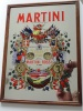 Mirror MARTINI Registered Trade Mark VERMOUTH Imported & Bottled By VINO MARTINI ROSSI LTD LONDON - Mirrors