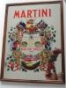 Mirror MARTINI Registered Trade Mark VERMOUTH Imported & Bottled By VINO MARTINI ROSSI LTD LONDON - Spiegel