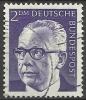 1970 Germania Federale - N. Michel 645 Usato - [7] Repubblica Federale