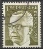 1970 Germania Federale - N. Michel 644 Usato - Usati