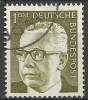 1970 Germania Federale - N. Michel 644 Usato - [7] Repubblica Federale