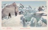Ascension Du Montblanc, ± 1910 - Switzerland