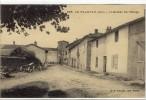 Carte Postale Ancienne Le Plantay - Intérieur Du Village - Autres Communes
