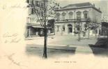 92 Sceaux, Cp Pionnière (avant 1904)  Justice Et Paix, Cachet Spécimen, éd Breger, Carte Pas Courante - Sceaux