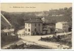 Carte Postale Ancienne Sathonay - Usine Des Eaux - Francia
