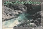 ZS9464 Tennessee–North Carolina Great Smoky Mountains Used Perfect Shape - Etats-Unis