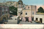 CPA - Capri - La Piazza - Italie