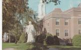 ZS9485 West Hartford Statue Of Noah Webster Used Perfect Shape - Hartford