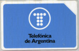 ARGENTINA URMET T1 100 Unidades MINT - Argentinien