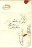 GB  NICE ENTIRE 9-6-1830 SCARCE  Cancel 12 NOON 10-11 - Groot-Brittannië
