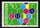 LIECHTENSTEIN N° 355* Trace De Charnière Propre. Cote 120 Euros. - Liechtenstein