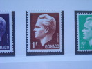 Monaco 1950 Y&T N° 345* - Monaco
