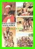 SOUTH AFRICA - BANTU SEEN IN NATURAL HABITAT - 5 MULTIVIEW - - Afrique Du Sud