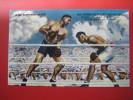 Jack Dempsey Knocks Out Jess Wiillard  Early Chrome   ---   - --  -ref  328 - Boxing