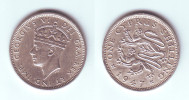 Cyprus 1 Shilling 1947 - Chypre