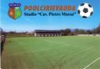Stadio - Stade - Stadium - Poolcirievauda - Stadio Cav. Pietro Massa - Calcio