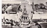 Cp , 29 , ROSCOFF , Souvenir De Roscoff , Multi-Vues - Roscoff
