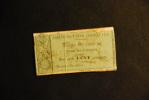 Rationnement - Tabac De Cantine Pour Les Troupes Rare Commune De Paris 1871 Siège - Historical Documents