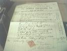 England Carlisle Invoice Penton - Dr James Graham Jan 7th 1915 - Regno Unito
