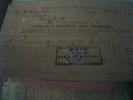 England Carlisle Invoice Express And Examiner 1893 Penny Lilac Stamp - Regno Unito