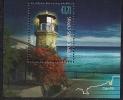 2011.  Zypern Mi.  Bl. 35 ** MNH - Lighthouses