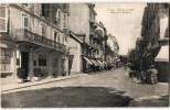 AIX-LES-BAINS LA RUE DE CHAMBERY GRAND HOTEL DU PARC 73 SAVOIE - Aix Les Bains