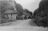 Le Tunnel Coté Français - Col De Bussang