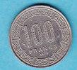 LOT 001 CTE  *GABON*_PIECE DE 100 FRANCS_1975 - Gabon