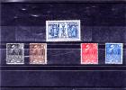 FRANCE :Exposition Coloniale Internationale De Paris: Y&T : * :270à274 Légère Charnière - Ungebraucht
