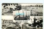 B - 34 - VALRAS PLAGE - Carte Multivues   - édition MAP - France