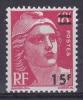 FRANCE 1954 NEUF** N° 968 - 1945-54 Marianne Of Gandon