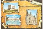 Indre Et Loire : SAINTE  MAURE  De  TOURAINE :   Vues - France