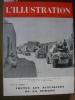 L'ILLUSTRATION 5200 GUERRE AFRIQUE/ POTIERS PROVENCE/ DARLAN MAROC  7 Novembre 1942 Page 299 Un Important Carrefour Rout - Journaux - Quotidiens