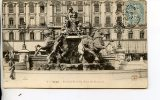 CPA  69.-  LYON- Fontaine Bartholdi (Place Des Terreaux  Personnage.Sept  SA 2011  353 - Other