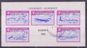 Europa Alderney - Guernesey - Guernsey 1966 Oblitéré - Used -gestempelt - Cinderellas