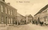 Wegnez - Rue De L'Eglise - Belle Animation ( Voir Verso ) - Pepinster