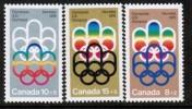 CANADA   Scott #  B 1-3**  VF MINT NH - Semi-Postals