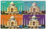 Lot De 4 Cartes Prépayées Gnanam Centers - France