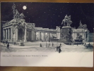 CPA Berlin La Nuit - Berlin Nationaldenkmal Kaiser Wilhelms D Grossen  - MU - Deutschland