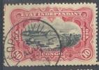Nr 19 AFGEST.  MU  OBLIT - 1894-1923 Mols: Used