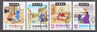 ROC 2200-3  (o)  FOLK TALES - Used Stamps